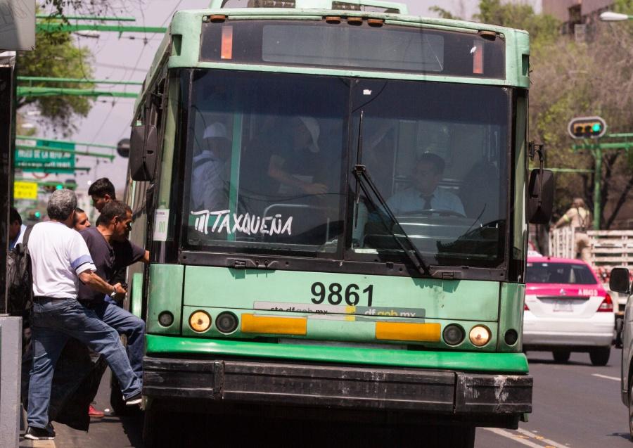 Congreso pide fortalecer transporte eléctrico en CDMX