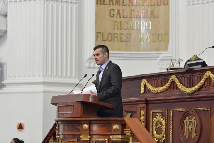 Proponen eliminar sistema de votación por cédula en Congreso CDMX