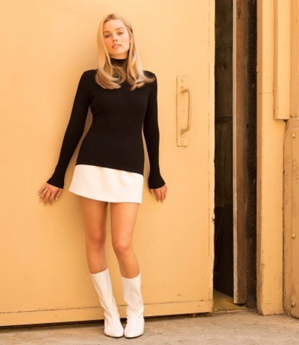 Así luce Sharon Tate, en el segundo póster de 'Once Upon a Time in Hollywood'
