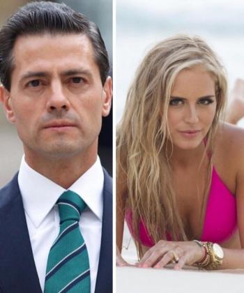 Captan a Peña Nieto y Tania Ruiz juntos en Acapulco