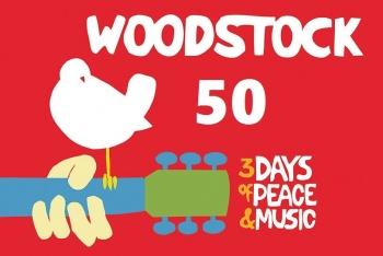 Publican cartel de Festival de Woodstock 2019