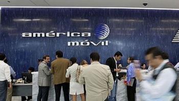 Acciones de América Móvil ganan tras acuerdo de adquisición de Nextel Brasil