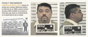 Nombran a exreo policía de investigación en Tepito