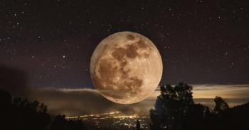La luna del gusano, la última superluna del año, llegará el 21 de marzo
