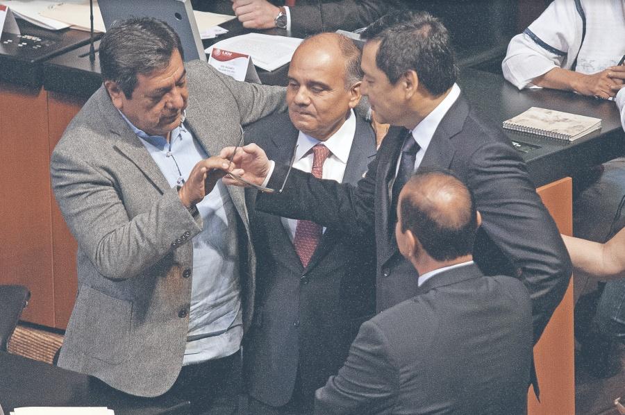 PRI propone garantizar DH y la no reelección