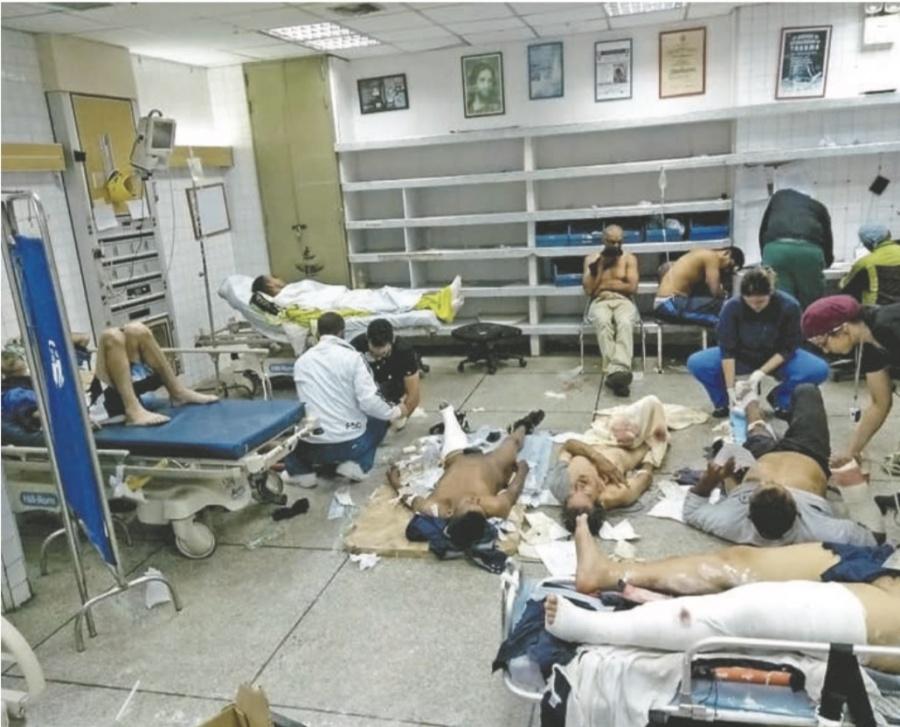Maduro cambia atención de médicos cubanos por votos