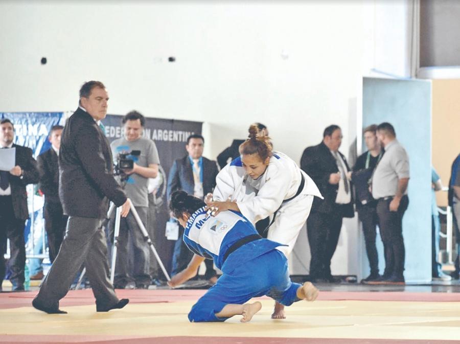 Judocas obtienen 10 medallas en Argentina