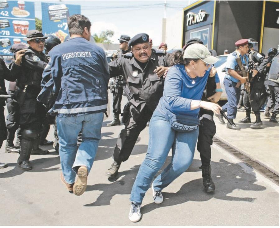 La OEA exige liberación de presos políticos para diálogo