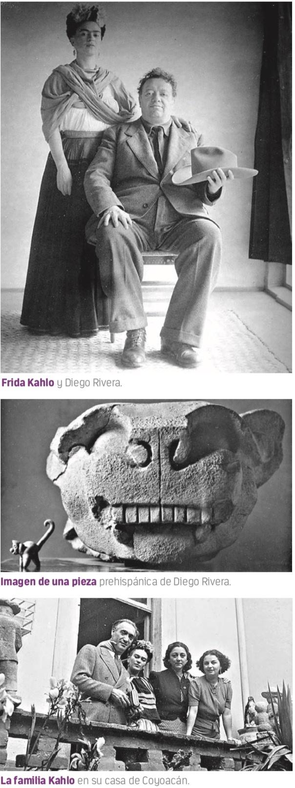 Subastan fotos inéditas de Frida hechas por amante