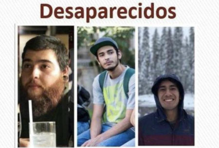 Exigen justicia por jóvenes cineastas desaparecidos