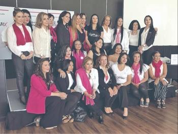 Hijas de la MX van contra la violencia y en favor del país