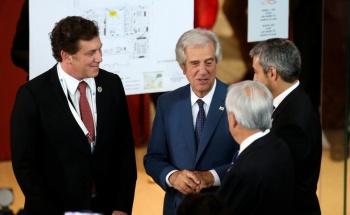 Sudamérica, favorita para albergar Mundial 2030, afirma Presidente de Conmebol