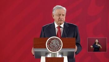 Rechaza López Obrador que subirá costo de tren maya