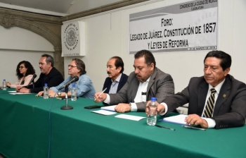 Congreso CDMX inicia capacitación con foro sobre la Constitución Política