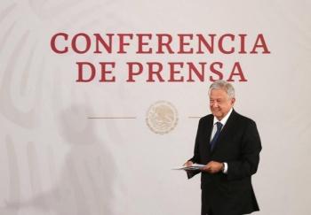 Destaca López Obrador fortaleza de la moneda nacional