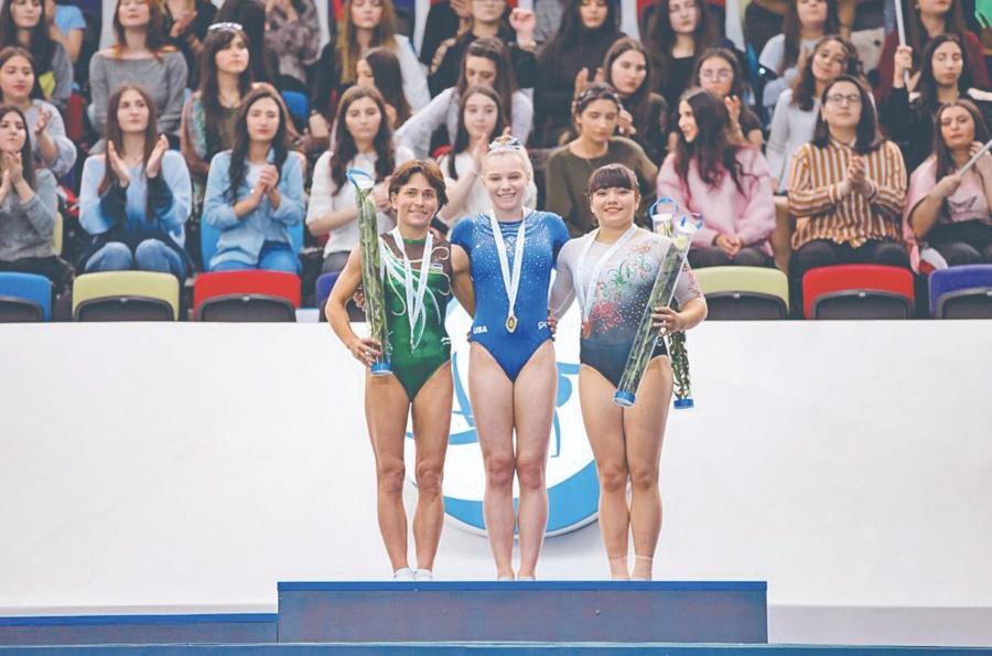 Tras bronce, Alexa Moreno clasifica a su tercera final