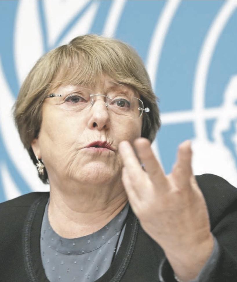ONU evidencia crisis humanitaria en Venezuela