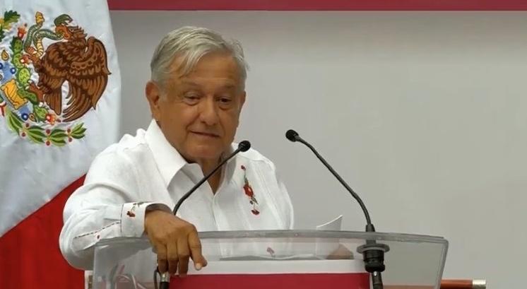 Benito Juárez todavía gobierna a México: AMLO