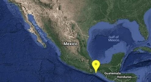 Reportan enjambre sísmico en Huatulco