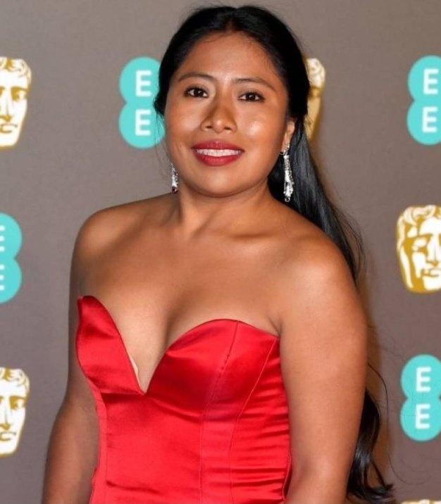 Crecen rumores de romance entre Yalitza Aparicio y un director de cine
