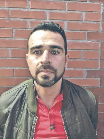 Detienen a tres colombianos operadores de gota a gota