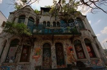"""""""La Casa Negra"""" El escalofriante relato que habita en la colonia Roma"""