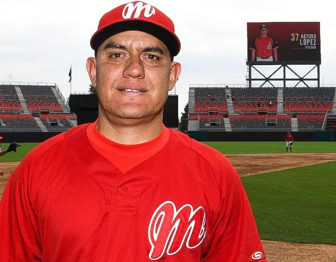 Arturo López abrirá juego inaugural de nuevo estadio de los Diablos Rojos del México
