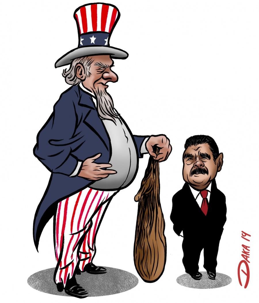 Régimen chavista secuestra a mano derecha de Guaidó