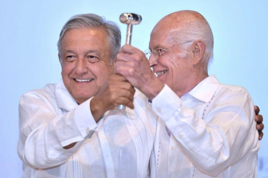 Luis Niño de Rivera, asume la Presidencia de la ABM
