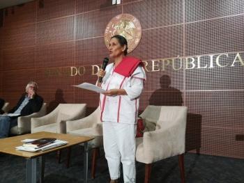 Galletas Oreo, el producto más adictivo del planeta: Jesusa Rodríguez