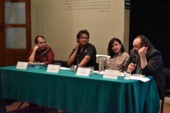 Demián Flores presenta exposición en el Munae
