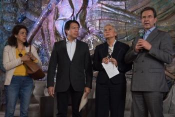 Reforma educativa, respeta derechos laborales de maestros: Mario Delgado