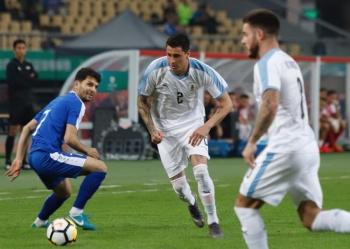 Con doblete de Stuani, Uruguay golea 3-0 a Uzbekistán en China Cup