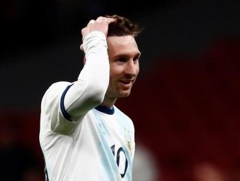 Argentina pierde ante Venezuela en el regreso de Messi