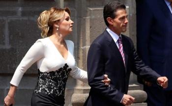 Angélica Rivera ex Primera Dama pone condiciones para firmar el divorcio con Enrique Peña Nieto