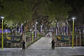 """Es reinaugurado el Parque Recreativo """"Ícaro"""" en la alcaldía Venustiano Carranza"""