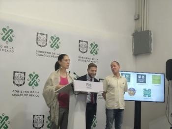 Claudia Sheinbaum presenta asistente virtual para denuncias en la CDMX
