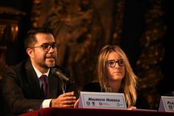 Presentan IECM y UNAM el libro