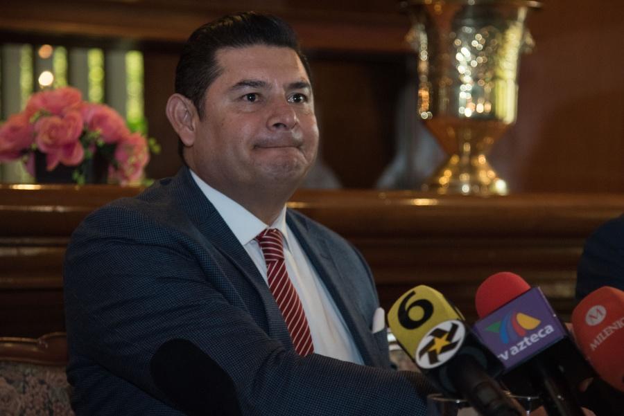 """""""Temo por mi vida"""": Alejandro Armenta"""