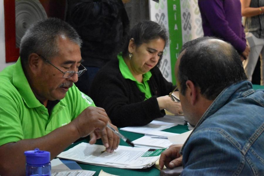 Congreso capitalino recibe la jornada notarial 2019