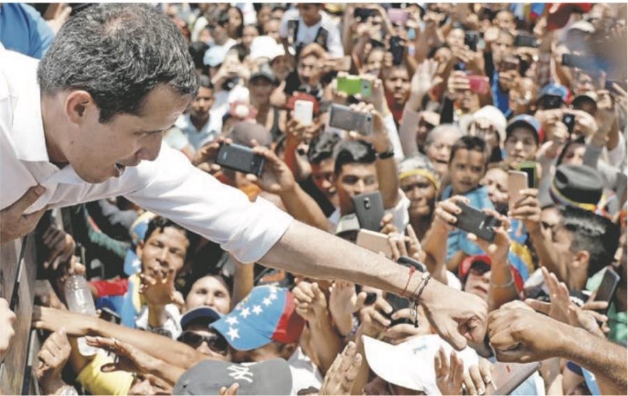 Chavismo deja libre a Guaidó pero va contra sus aliados