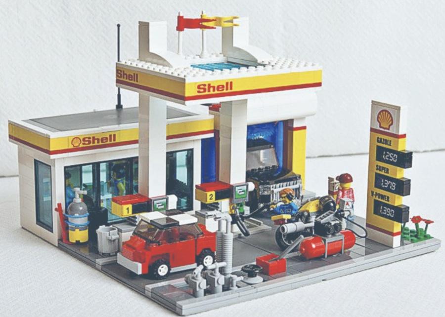 Shell traerá gasolina y expande distribución