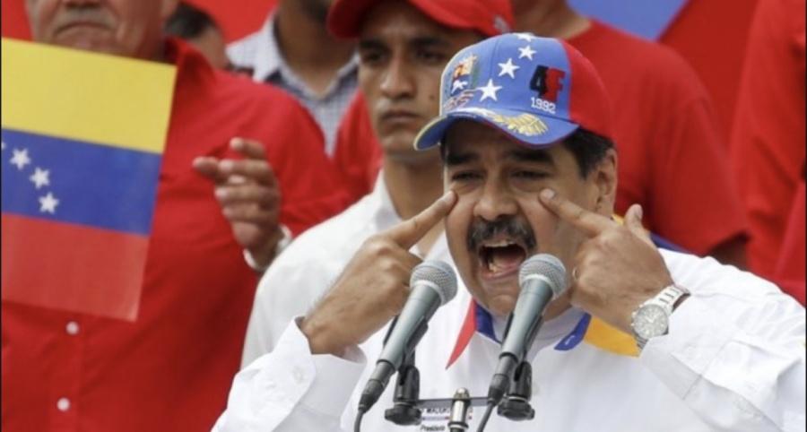 Maduro busca nuevos compradores de crudo