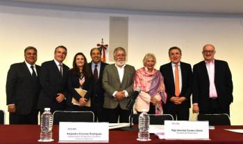 Discriminación, tema prioritario nacional, asegura Sánchez Cordero