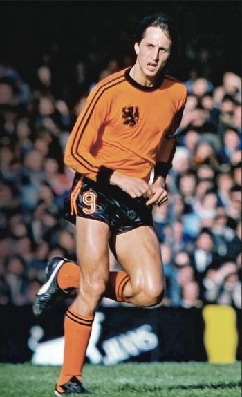 Recuerdan legado De Johan Cruyff en Holanda