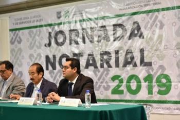 PAN buscará que jornada notarial en CDMX se convierta en ley