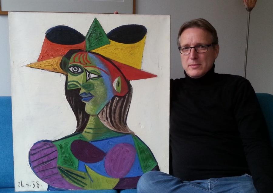 Aparece en Ámsterdam un cuadro de Picasso robado hace 20 años