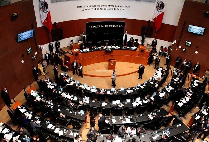 Iniciativa de legisladora local, Alessandra Rojo es acompañada en el Senado por todos los grupos parlamentarios