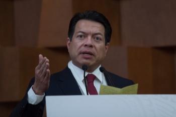 Hoy se aprueba reforma educativa en comisiones: Delgado