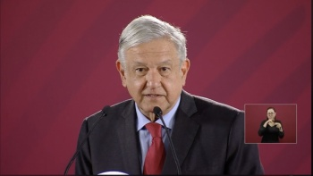 Rechaza López Obrador que relación bilateral con España esté en riesgo